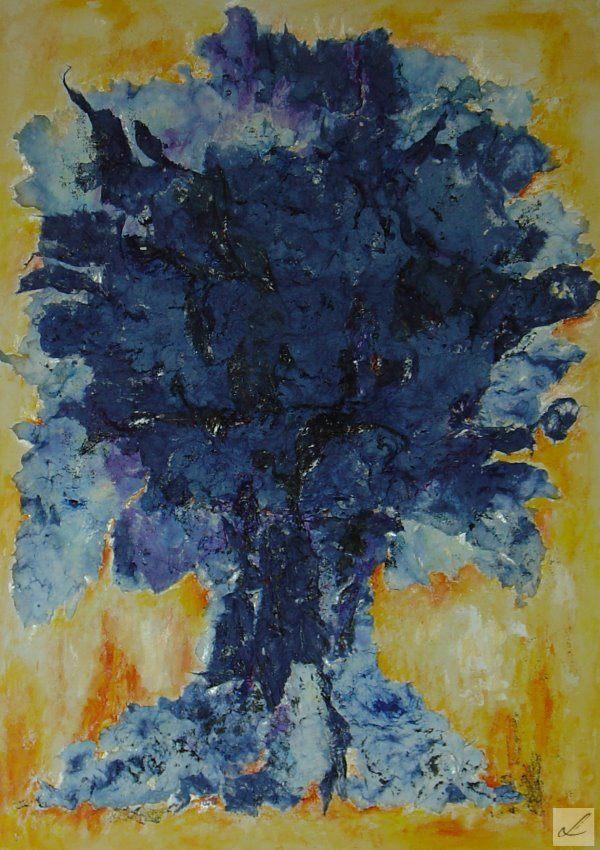 Der blaue Baum