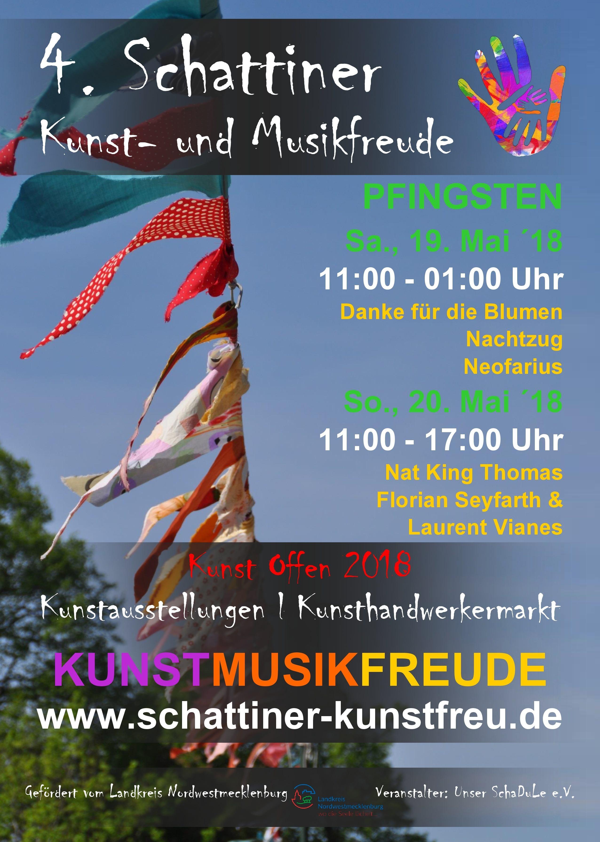 Schattiner Kunst- und Musikfreude