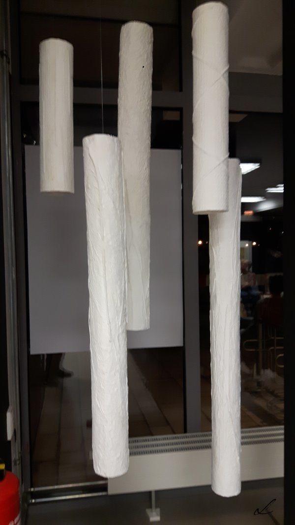 Papier in 2 NKI