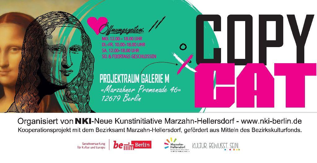 CopyCat Ausstellung