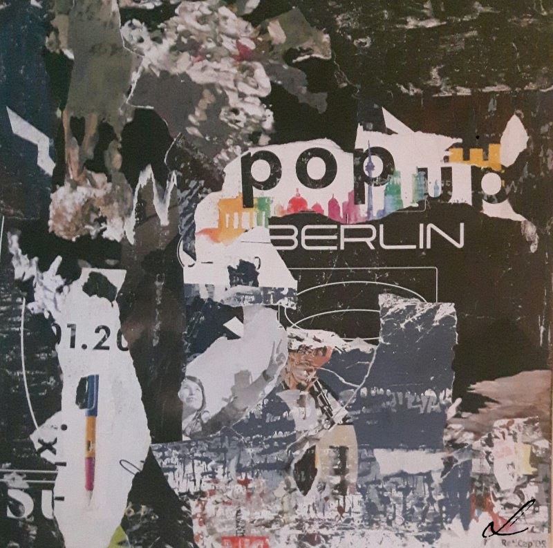pop up Berlin